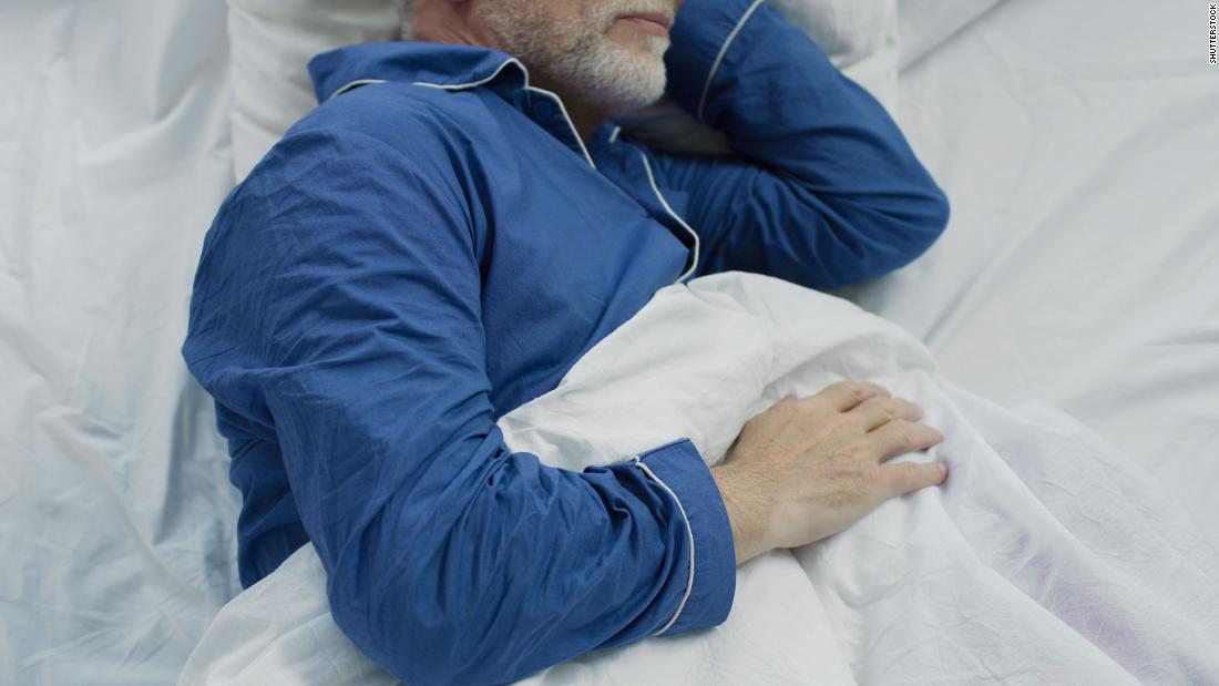 Sleeping for too little or too much time could have varying effects on older adults' brain health, the study suggested.