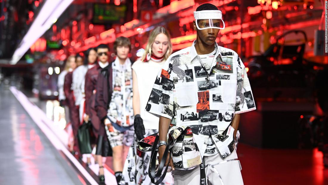 Ferrari launches first in-house fashion collection