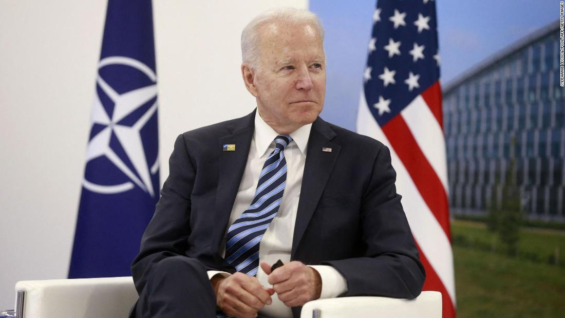 Biden preparing intensely for Putin's tactics with aides and allies