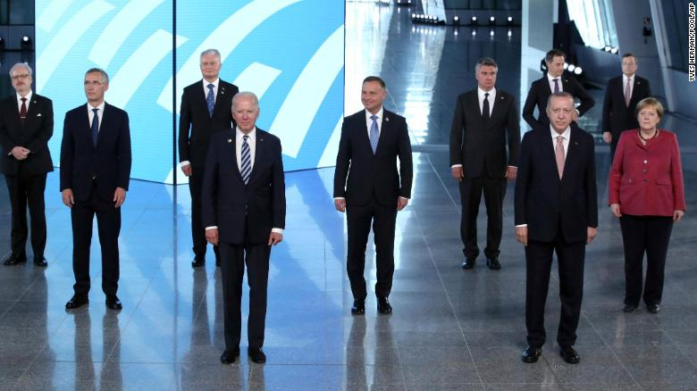 Biden pushes China threat at G7 and NATO, but European leaders tread carefully