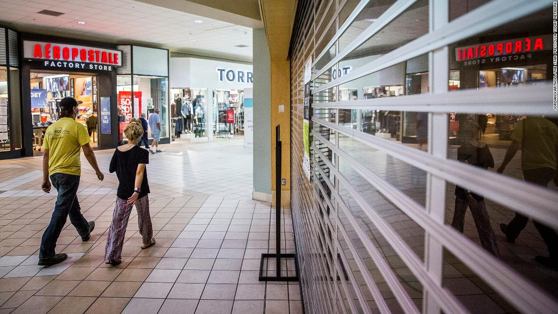 Major US mall owner files for bankruptcy