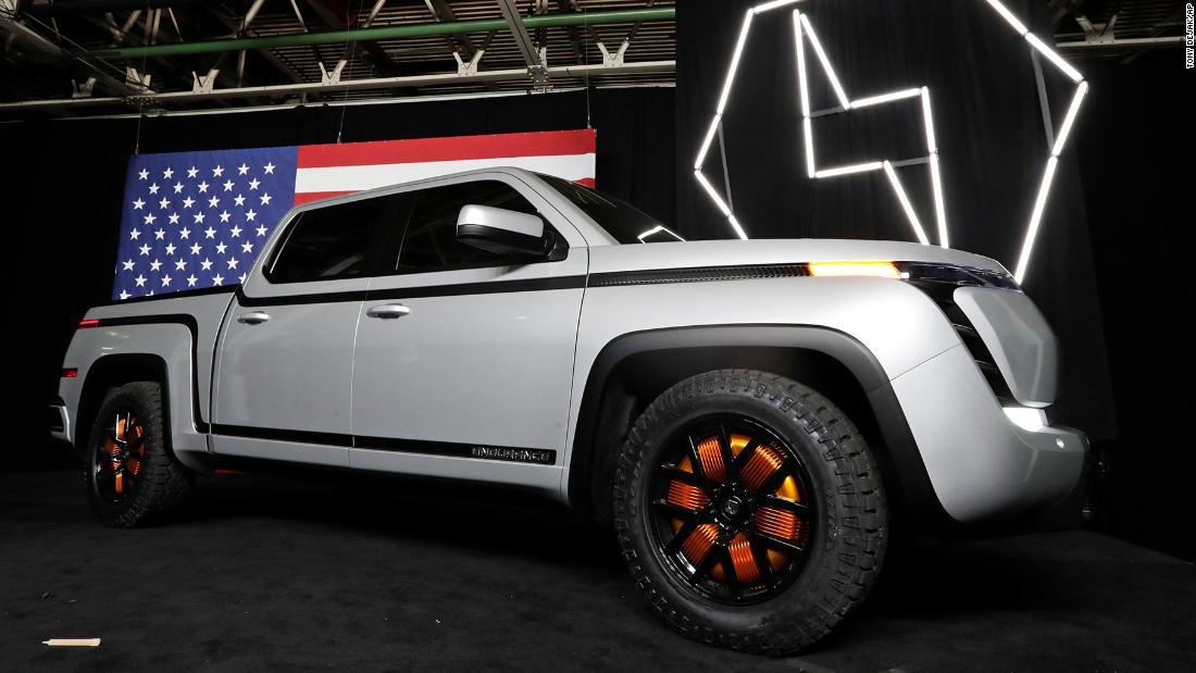 Lordstown Motors backtracks says it has no binding orders for electric truck – CNN