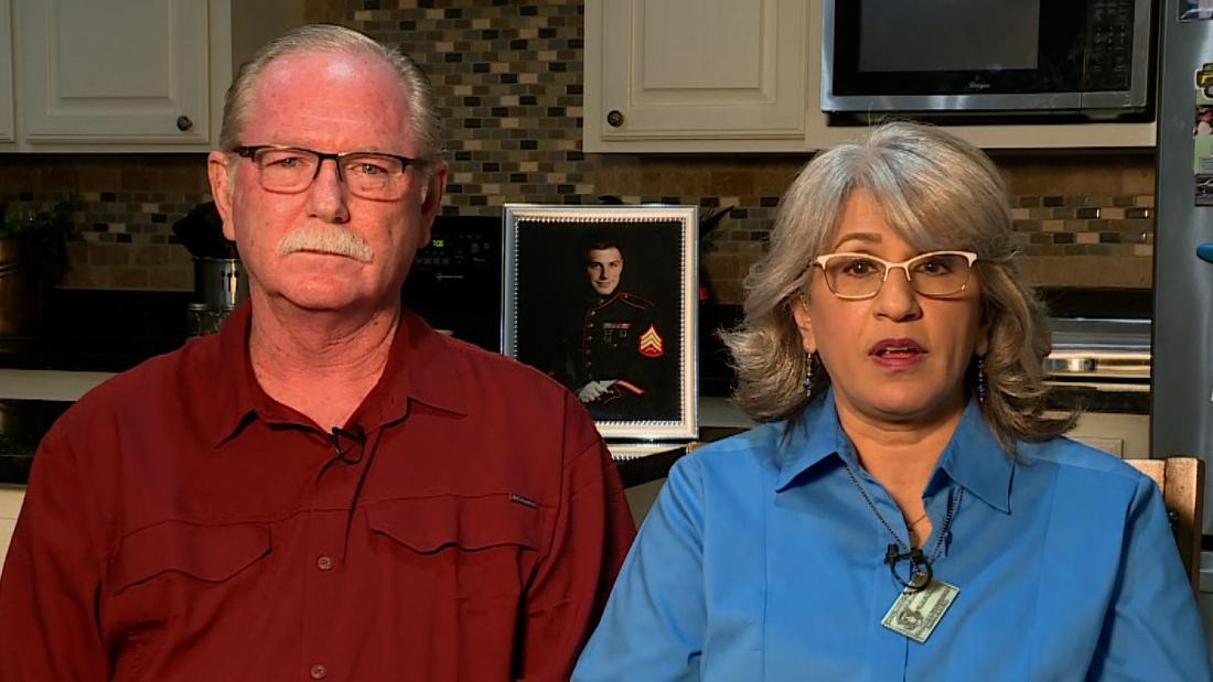 'Very offensive': Mom of US Marine jailed in Russia reacts to Putin's comment