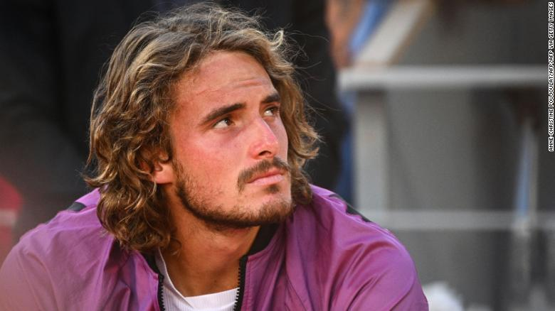 Stefanos Tsitsipas refuses to take vaccine unless it becomes mandatory on tour