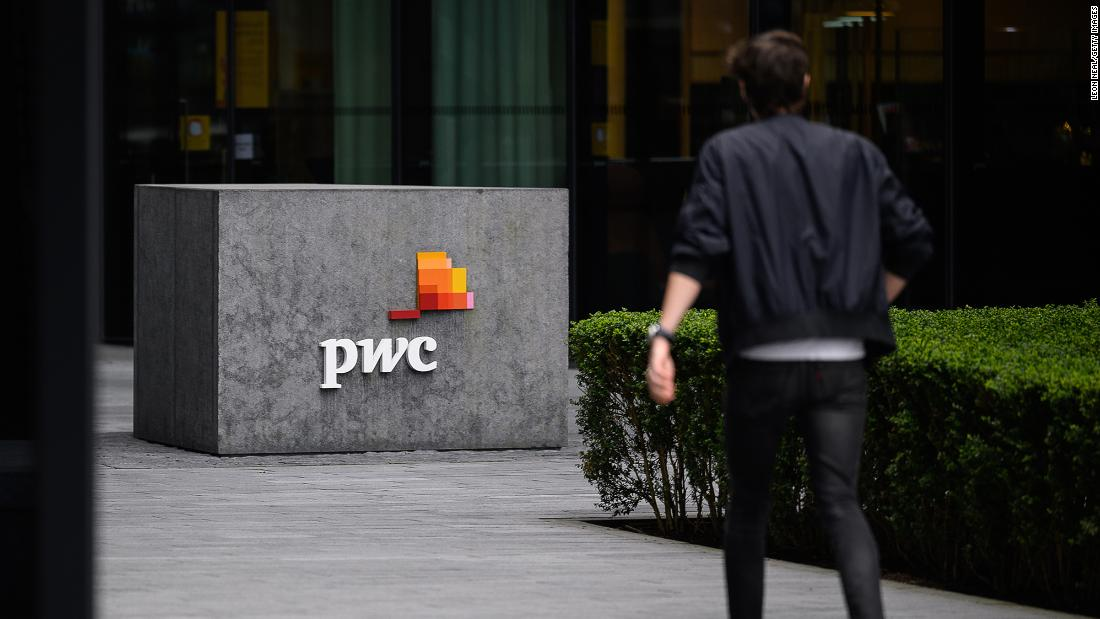 160-year-old corporate giant PwC is getting a serious makeover