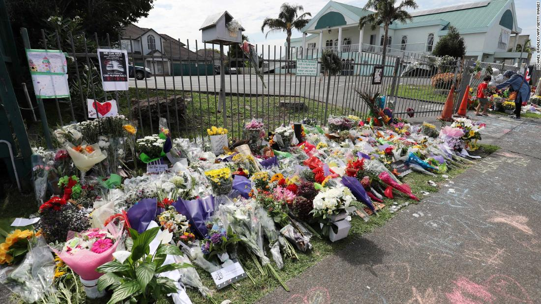 Upcoming film about New Zealand's Christchurch mosque shootings faces backlash