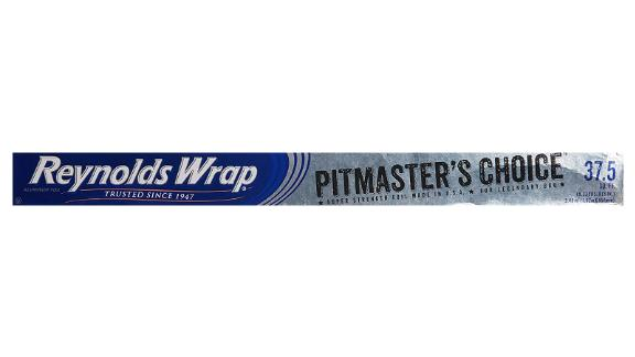 Reynolds Wrap Pitmaster's Choice Aluminum Foil