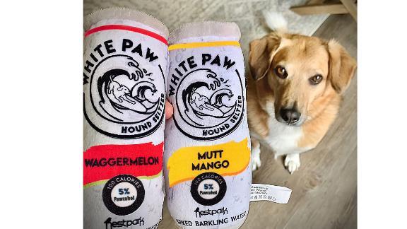 White Paw Dog Toys
