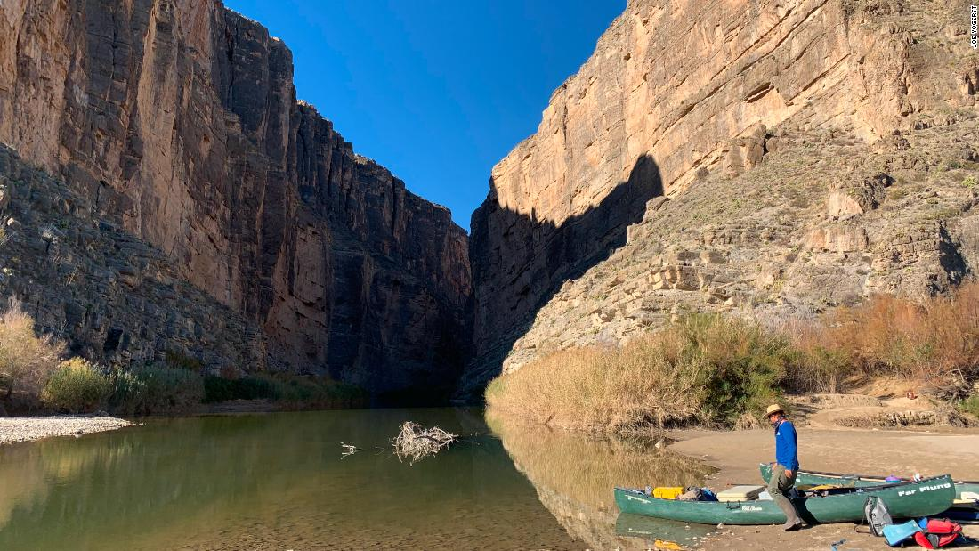 Big Bend sheds a different light on the US frontier