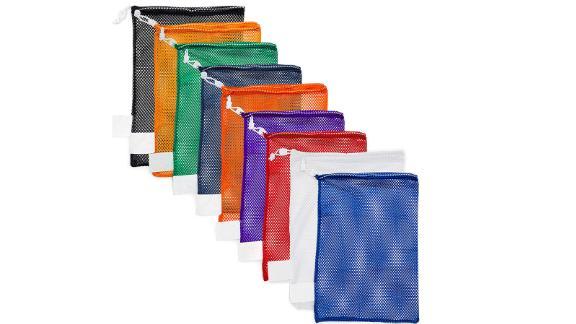 Champion mesh sports equipment bag