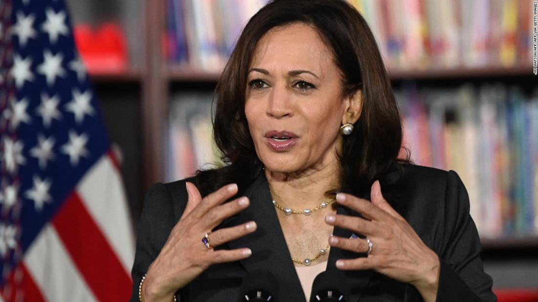 Harris to campaign for McAuliffe this week in diverse Virginia county