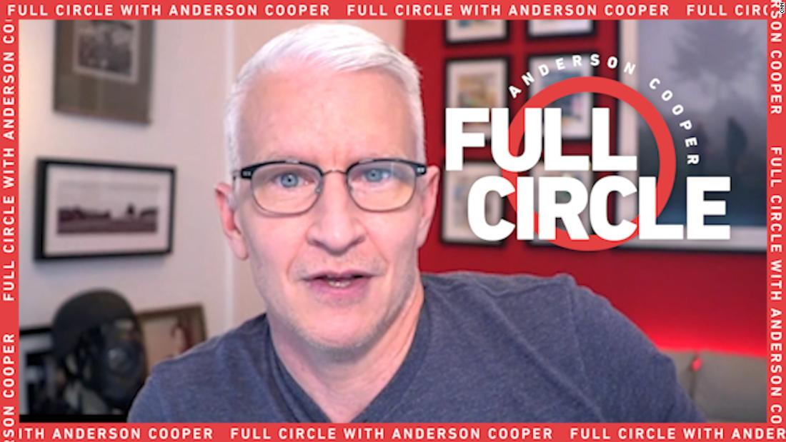 This is the most intimidating person Anderson Cooper has ever interviewed