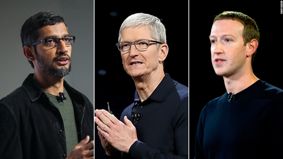 Europe ramps up pressure on tech giants