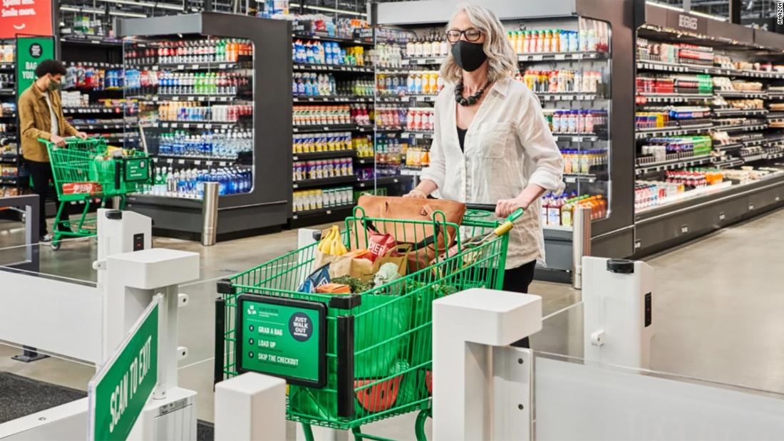 Amazon wants to make your life easier. Here's how it's changing grocery shopping