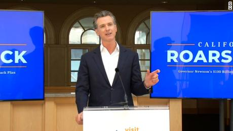 Newsom wants to pay all back rent owed by low-income Californians using pandemic relief funds