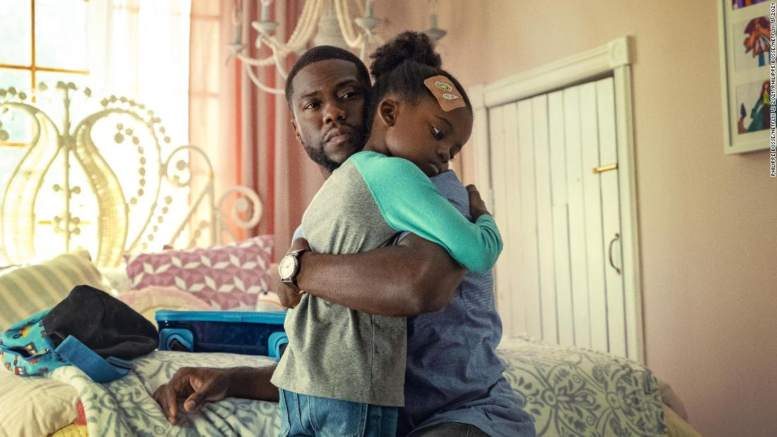 'Fatherhood' gives Kevin Hart a chance to show off his serious side