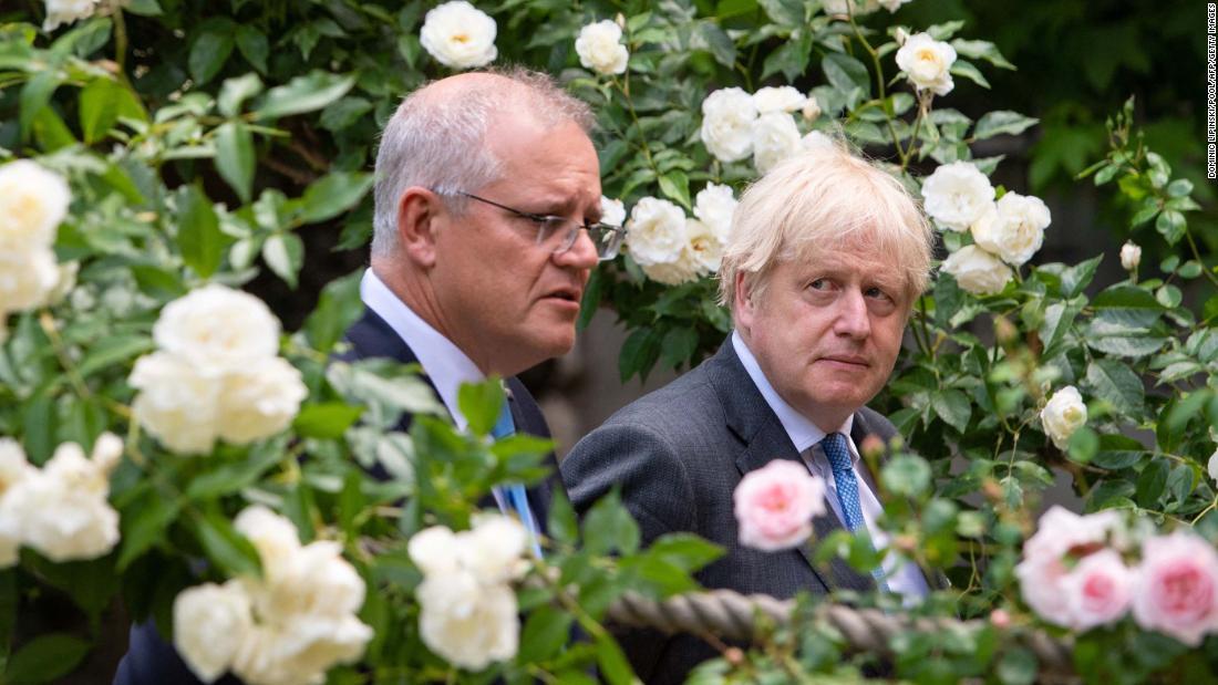 Analysis: Boris Johnson's 'global Britain' needs more than a tiny Australian trade deal