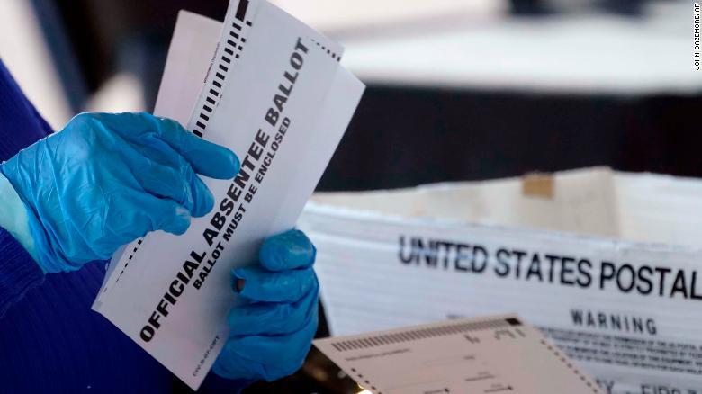 Georgia judge dismisses most of lawsuit seeking inspection of Fulton County ballots