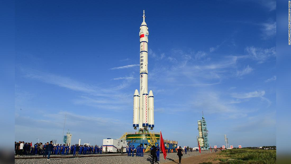 China to send first astronauts to new space station on longest crewed mission to date