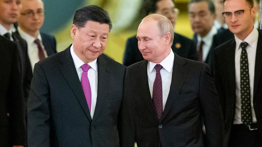 US and allies are pushing China and Russia closer together, but will their 'unbreakable friendship' last?
