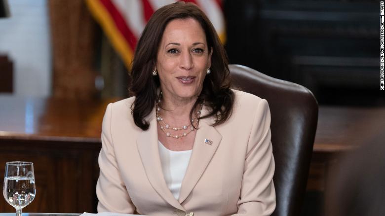 Harris hosts female senators for 'evening of relationship building' at vice president's residence