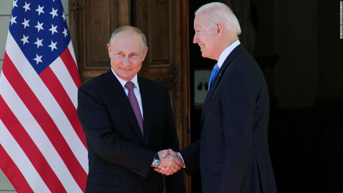 Here S What Happened At The Biden Putin Geneva Summit