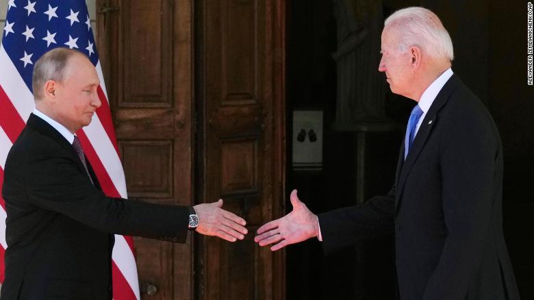 READ: Biden and Putin issue joint statement following historic Geneva summit