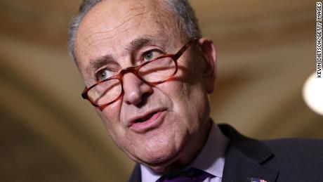 Schumer faces Democratic divisions and skeptical Republicans as Biden agenda hangs in balance