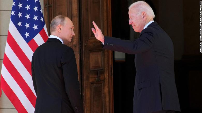 Joe Biden's message to Vladimir Putin? The adults are back in charge.