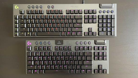 Logitech G915 TKL review: A great mechanical keyboard for work and play