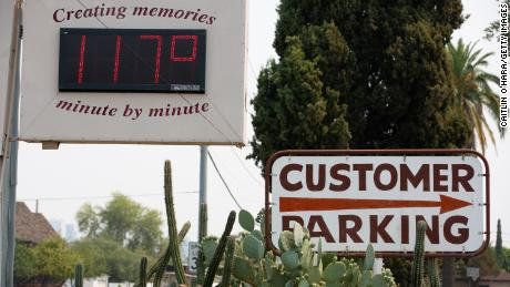 Western heatwave: Californians asked to cut electricity Thursday in extreme heat conditions