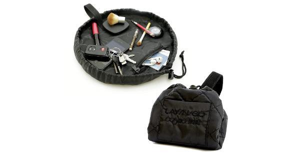 Lay-n-Go Drawstring Makeup Bag