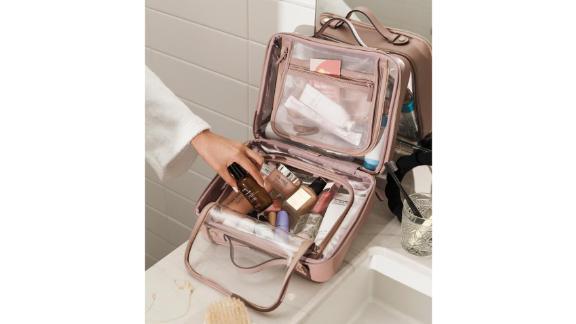 Calpak Clear Cosmetics Case