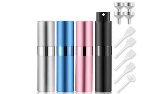 Lil Ray Portable Mini Refillable Perfume Atomizer