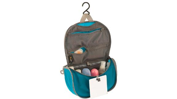 Sea To Summit Traveling Light Hanging Toiletry Bag & Mirror