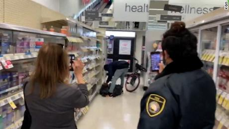 Suspected shoplifter from viral video at San Francisco Walgreens arrested in spree of thefts