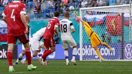 Россиянин Алексей Мирансук выиграл у Финляндии.