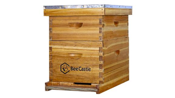 BeeCastle 8 Frame Bee Hive Complete Beehive Kit