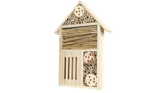 Sh-Ruidu Garden Durable Wooden Insect Bee House