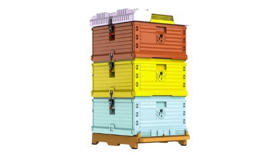 LiChenYao Beehive House