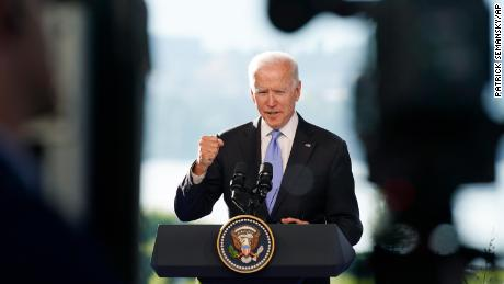 Biden warns of 'more pronounced' summer crime spike as he announces plan to tackle gun violence