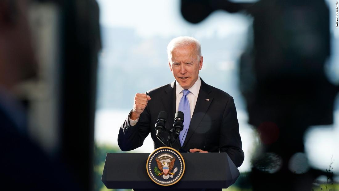 Biden set to announce his gun crime prevention and public safety strategy as White House looks to tackle crime surge