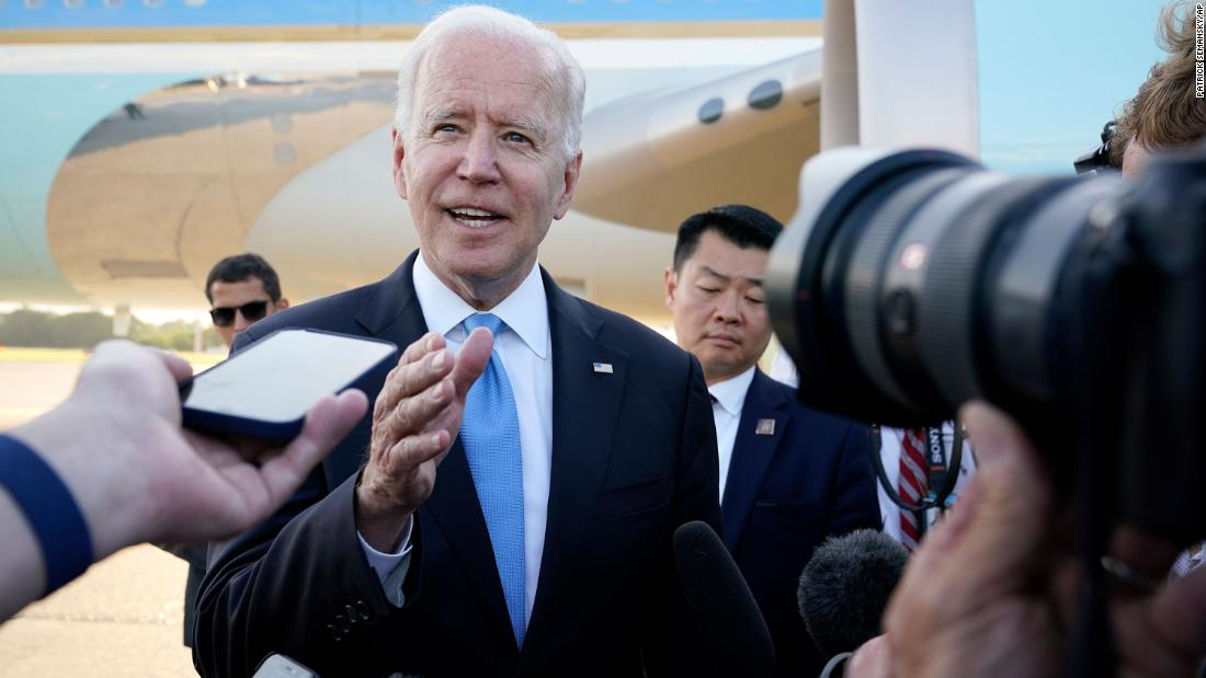 Why Biden didn't do more to avert voting rights defeat