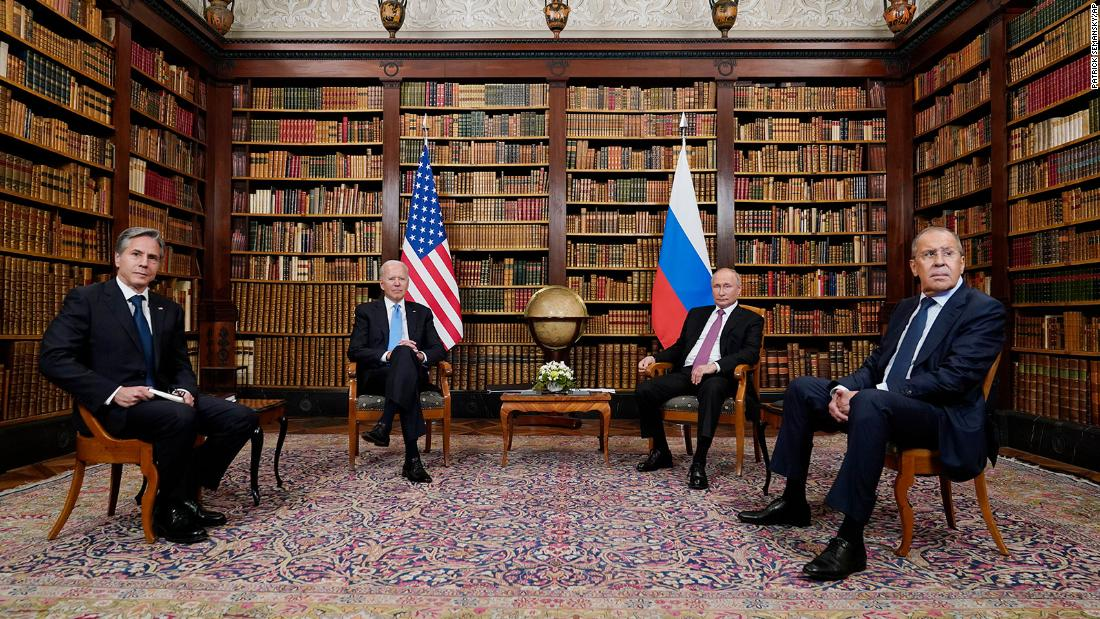 Putin praises Biden calling him a 'professional' following Geneva summit – CNN