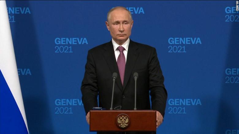 Putin se confruntă cu întrebări despre atacurile cibernetice împotriva SUA
