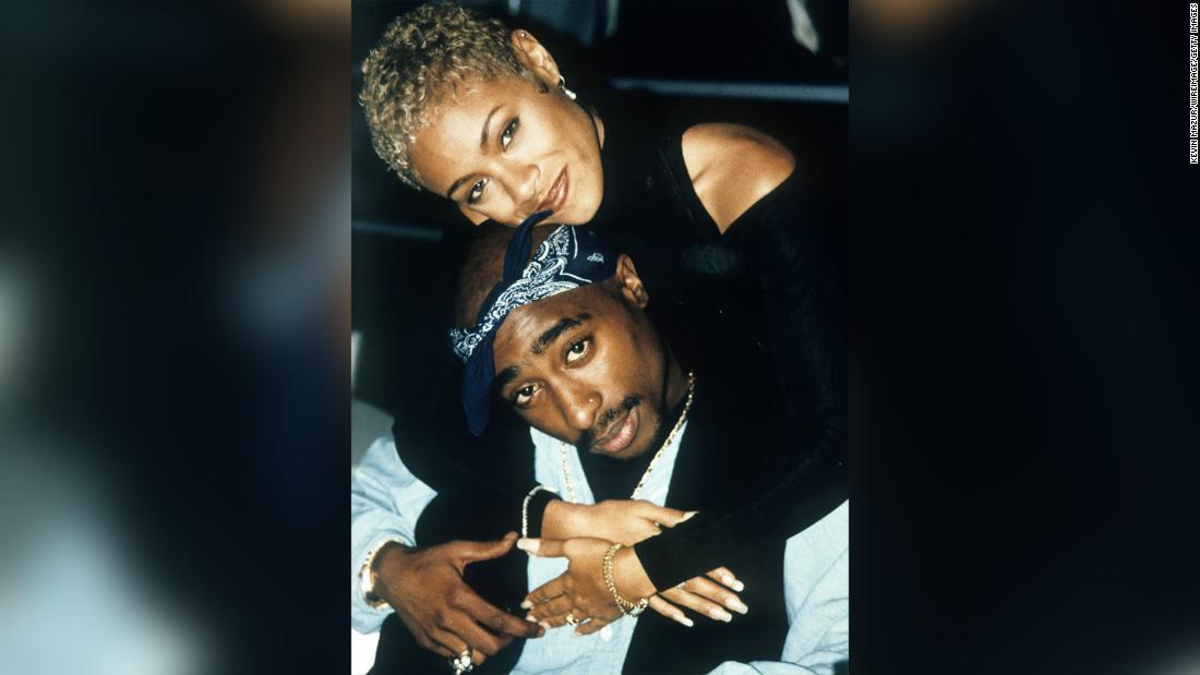 Jada Pinkett Smith shares unpublished Tupac Shakur poem to mark his birthday