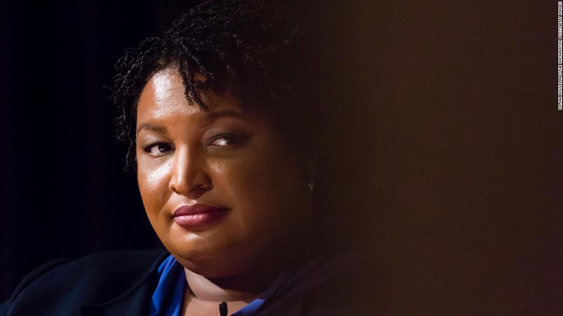 Abrams signals openness to Manchin's voting legislation proposals