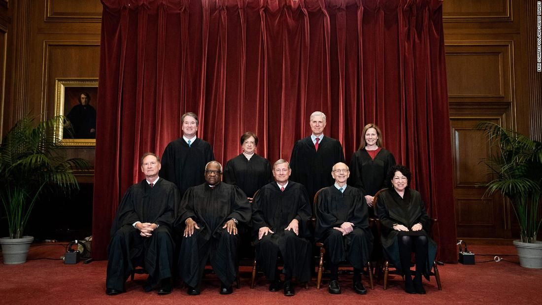 READ: Supreme Court's order on Texas abortion law and Sotomayor dissent