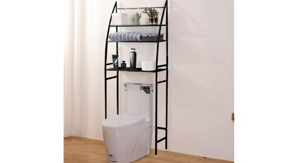 Fit Right 3-Shelf Bathroom Organizer