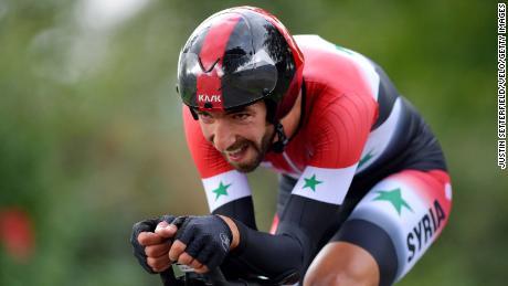 يتنافس أحمد باتريدين وايز في بطولة العالم الثانية والتسعين للاتحاد الدولي للطرق عام 2019.
